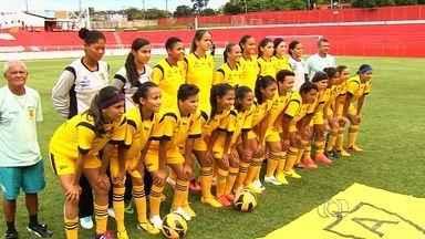 Aliança é eliminado da Copa do Brasil de futebol feminino - Equipe perde do Estrela Real-TO por 3 a 1 no OBA