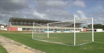Com boa estrutura, o Estádio Ivan Tomaz se torna opção para clubes no Paraibano - Auto Esporte, Santa Cruz e Miramar estão mandando seus jogos no local, que fica no bairro do Valentina de Figueiredo