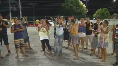 Bloco de Carnaval é cancelado no bairro Educandos, em Manaus - Ambulantes dizem que terão prejuízos; bloco na Zona Sul é tradicional.