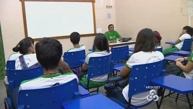 Calendário escolar de 2015 terá mudanças, em Manaus - Mudanças ocorrem em escolas com problemas de manutenção predial.