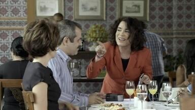 """Regina Duarte em 'Vingança dos Famosos' - A atriz faz participação especial e se """"vinga"""" na nova temporada"""