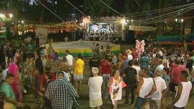 5 mil pessoas brincam o carnaval ao ritmo de marchinhas no Jardim Público em Rio Claro - 5 mil pessoas brincam o carnaval ao ritmo de marchinhas no Jardim Público em Rio Claro