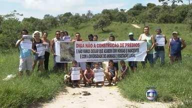 Moradores do Parque dos Búfalos comemoram decisão da Justiça - Moradores do Parque dos Búfalos comemoram decisão da Justiça que suspende construção de 193 prédios populares às margens da Billings.