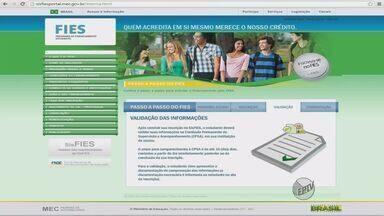 Ministério da Educação abre período de novos contratos do Fies - Ministério da Educação abre período de novos contratos do Fies