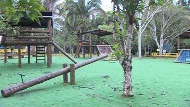 Após reforma, Parque Natural de Porto Velho será entregue à população - Após reforma, Parque Natural de Porto Velho será entregue à população.