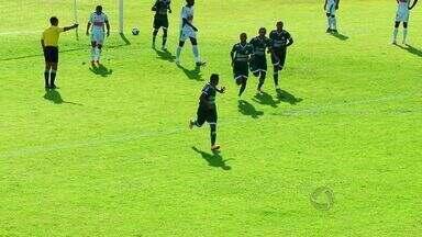 Confira os gols de Luverdense 3 x 2 Tocantinópolis pela Copa Verde - Partida foi disputada no estádio Passo das Emas, em Lucas do Rio Verde