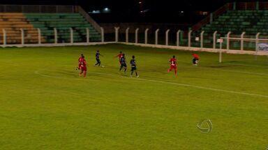Veja os gols de Cacerense 3 x 1 União pelo Mato-grossense - Partida foi disputada no estádio Geraldão, em Cáceres