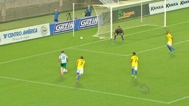 Cene perde por 3 a 1 para o Cuiabá e está eliminado da Copa Verde - Cene perde por 3 a 1 para o Cuiabá e está eliminado da Copa Verde