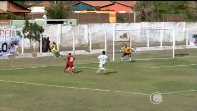 Time do River-PI se prepara para próximo jogo pela Copa do Nordeste - Time do River-PI se prepara para próximo jogo pela Copa do Nordeste