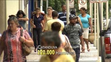 Cidade de Catanduva (SP) tem quase 10 mil casos de dengue - A dengue já matou 33 pessoas em São Paulo este ano. Só em Catanduva, 18 pessoas morreram por causa da doença.