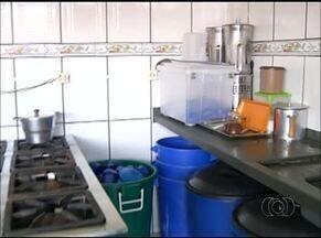 Alunos de escolas estaduais ficam sem merenda em Araguaína - Alunos de escolas estaduais ficam sem merenda em Araguaína