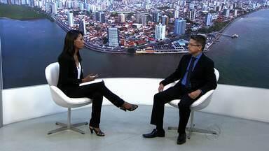 Diretor do departamento de homícidios fala sobre aumento de mortes em Sergipe - Diretor do departamento de homicídios fala sobre aumento de mortes em Sergipe.