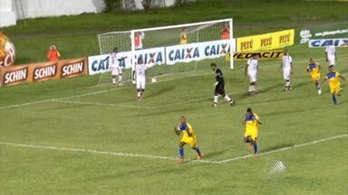 Colo-Colo vence a primeira no Baianão - Confira o gol.