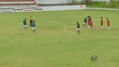 Tricordiano perde jogo e liderança do Grupo B no Módulo II do Campeonato Mineiro - Tricordiano perde jogo e liderança do Grupo B no Módulo II do Campeonato Mineiro