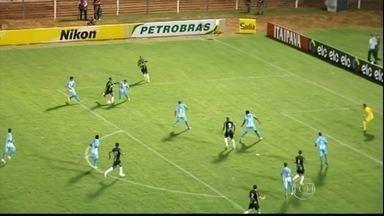 América vence Luziânia por 3 a 0 - Destaque da partida foi o jogador Felipe Amorim.