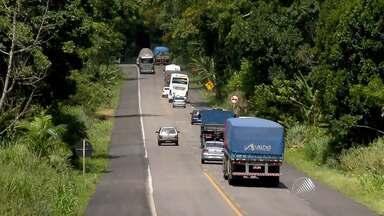 Oito pessoas morreram este ano em apenas um trecho da BR-101, no sul do estado - Trecho na região de Arataca já registrou 60 acidentes em 2015.