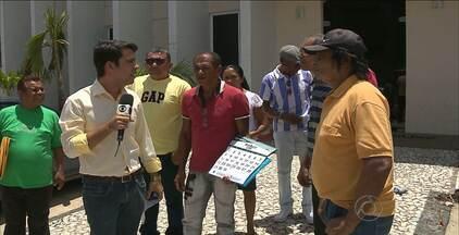 Calendário JPB volta ao bairro de Mussumago - Calendário acompanha o caso desde 2011, comunidade luta para conseguir calçamento das ruas.