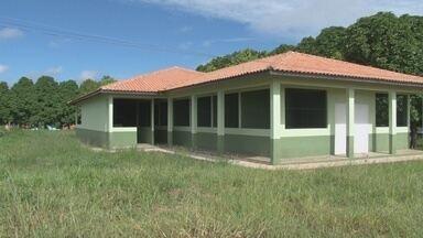 Centro de Controle de Zoonoses ainda não começou a funcionar - Centro de Controle de Zoonoses ainda não começou a funcionar.