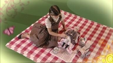 Chegou a boneca idosinha! - Você não pode deixar de presentear a sua filha com esse brinquedo