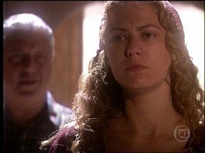 O Rei do Gado - capítulo de sexta-feira, dia 27/02/15, na íntegra - Luana decide terminar o relacionamento com Bruno
