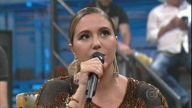 Maria Rita comenta como foi homenagear Elis Regina no Sambódromo - Cantora fala sobre a conquista da Vai-Vai no carnaval de São Paulo