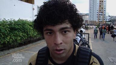"""""""Ex-coadjuvante"""", Luan quer ser campeão como protagonista no Atlético-MG - """"Ex-coadjuvante"""", Luan quer ser campeão como protagonista no Atlético-MG"""