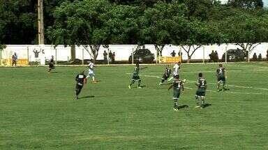 Veja os gols de Poconé 2 x 0 Luverdense - Partida foi disputada no estádio Neco Falcão
