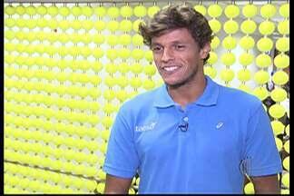 Tenista Feijão sobe para a 75ª posição do ranking da ATP - Feijão se torna o tenista número 1 do país.