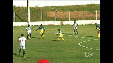 Cordino e Santa Quitéria empatam no Leandrão - Raposa da Baixada cai para o quarto lugar, enquanto a Onça permanece na zona de rebaixamento com apenas dois pontos