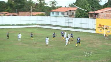 São José-MA empata com o Araioses no Dário Santos - Araioses sai na frente com gol de Jardiel e Juninho garante o empate para o Peixe Pedra