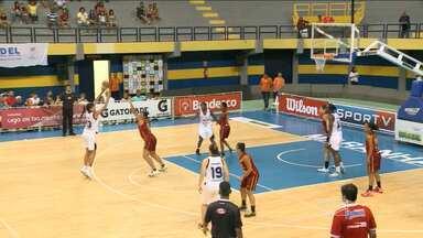 Maranhão Basquete mantém boa sequência e vence o Barretos - Equipe maranhense conquista a sexta vitória consecutiva na LBF