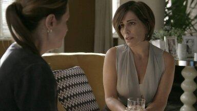Beatriz terá que saber lidar com Inês - Melhor ter a antiga amiga ao lado dela do que contra ela