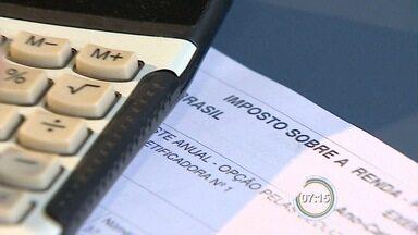 Receita Federal espera receber cerca de 437,9 mil declarações de IR no Vale - Prazo para entrega do documento ao fisco começou nesta segunda-feira (2).