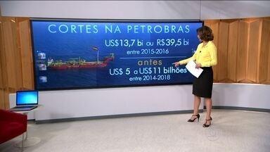 Petrobras vai vender US$ 13,7 bilhões em bens - Antes, a previsão de cortes da empresa era de US$5 bilhões e US$11 bilhões até 2018. A maior parte desse corte será na área de gás e energia.