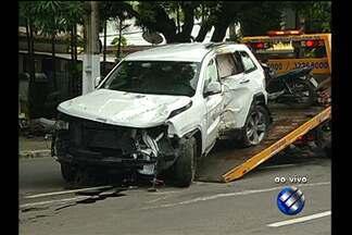 Motociclista morre em colisão na avenida José Malcher, em Belém - Acidente aconteceu na madrugada desta terça-feira, 3.