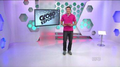 Veja a edição na íntegra do Globo Esporte Paraná de terça-feira, 03/03/2015 - Veja a edição na íntegra do Globo Esporte Paraná de terça-feira, 03/03/2015