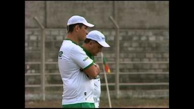 Rio Grande-RS estreia em divisão de acesso contra São Gabriel - Assista ao vídeo.