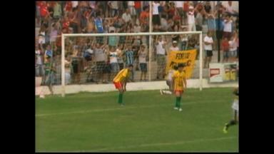 Rio Grande-RS é goleado em São Gabriel pela divisão de acesso - Assista ao vídeo.