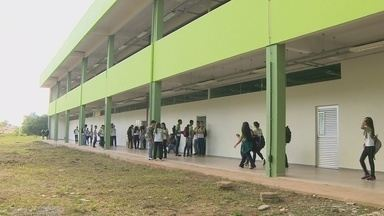Porto Velho agora tem 2 unidades do Ifro - Campus da Avenida Calama começou a funcionar.