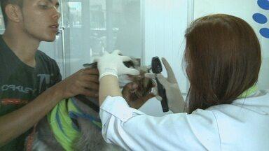 Conselho de Medicina Veterinária está fiscalizando pet shops - Clínicas terão 90 dias para se adequar a nova resolução.