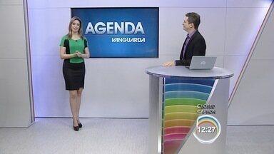 Veja as dicas da agenda cultural - Ana Paula Torquetti dá as dicas para o fim de semana na região.
