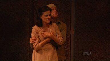 Marieta Severo conta detalhes da peça Incêndios - A peça Incêndios está em cartaz nesta sexta-feira (13) e sábado (14), às 21 horas, no Teatro Guaíra, em Curitba.