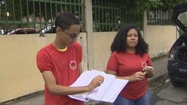 Em Manaus, pais denunciam falta de professores em escola - Segundo relatos, estudantes estão sem aulas em seis disciplinas.