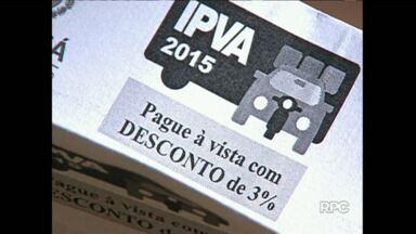Carnê do IPVA começa a chegar na residência dos contribuintes - Neste ano o carnê veio com reajuste de 3,5% no valor da alíquota, um aumento de 40% no valor total a ser pago.