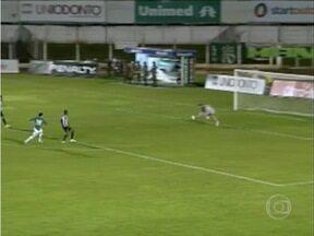 Caldense vence o Galo e assume a segunda colocação no Campeonato Mineiro - Atlético tentou, mas não conseguiu empatar com a Veterana.