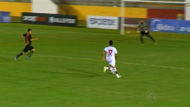 JPB2JP: Campinense vence Globo - Jogo foi pela Copa do Nordeste.
