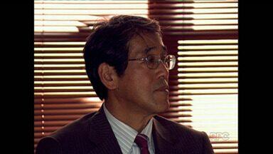 Embaixador do Japão visita Londrina - O embaixador passou a tarde no Parque de Exposições Ney Braga. Ele destacou o papel dos japoneses no desenvolvimento do Brasil.