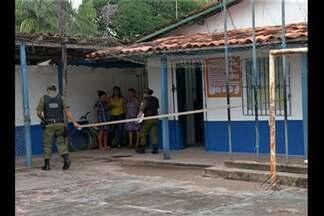 Estudante mata vigia a tiros em escola estadual de Ananindeua - Estudante mata vigia a tiros em escola estadual de Ananindeua