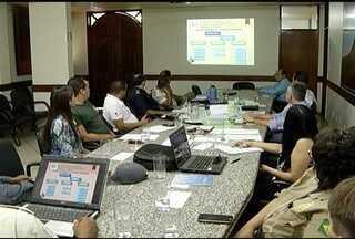 Ações desenvolvidas na segurança pública são discutidas durante encontro em Montes Claros - Reunião é realizada uma vez por mês.