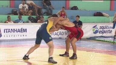 Itanhaém recebeu a 15ª edição do Campeonato Paulista de Luta Olímpica - Itanhaém recebeu a 15ª edição do Campeonato Paulista de Luta Olímpica